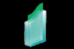 防音ガラス レベル2 3+3ミリ